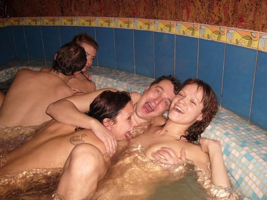 фото про свингеров в бане