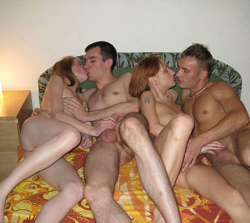 Russian girls party sex pic